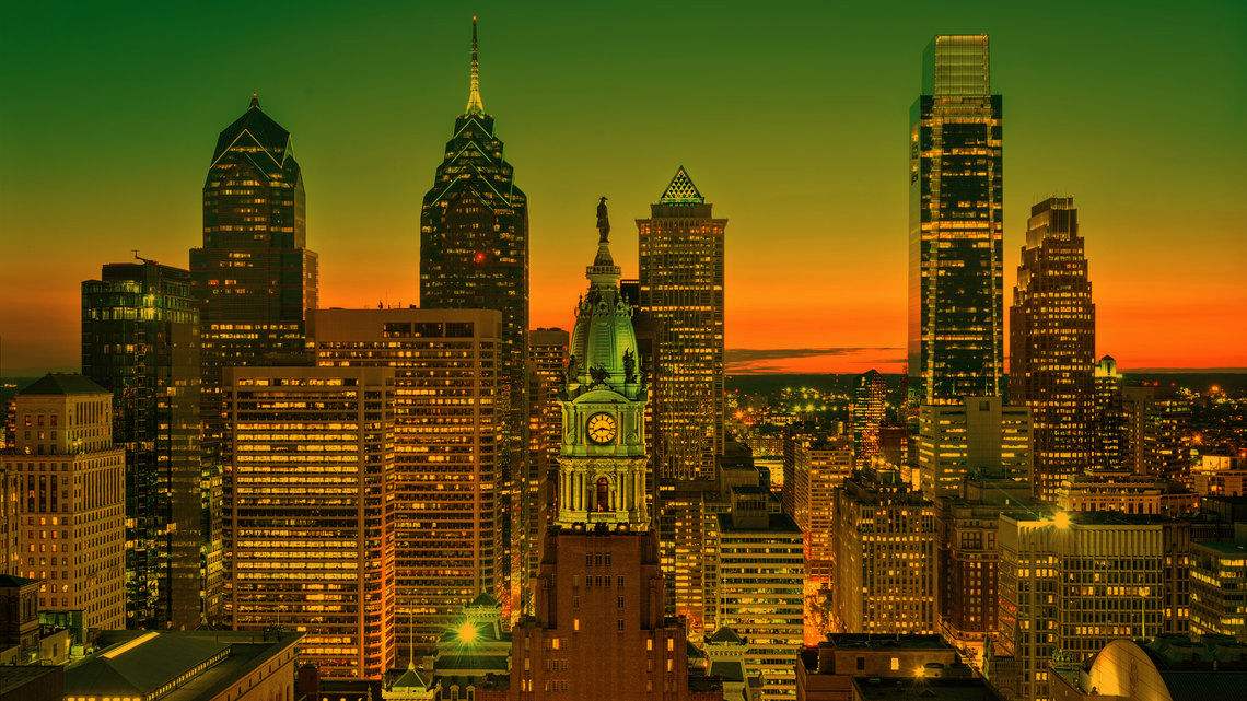 philadelphia skyline sunset r kennedy 2200x1237