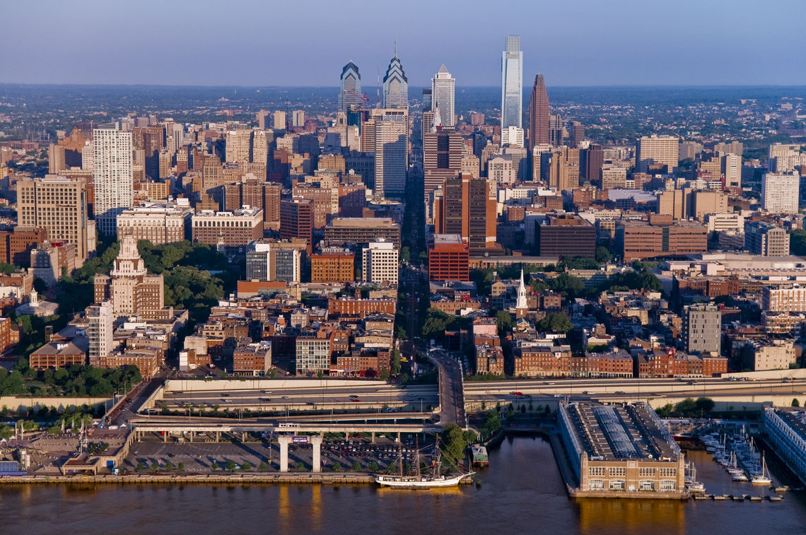 philadelphia skyline photo by b krist for visit philadelphia